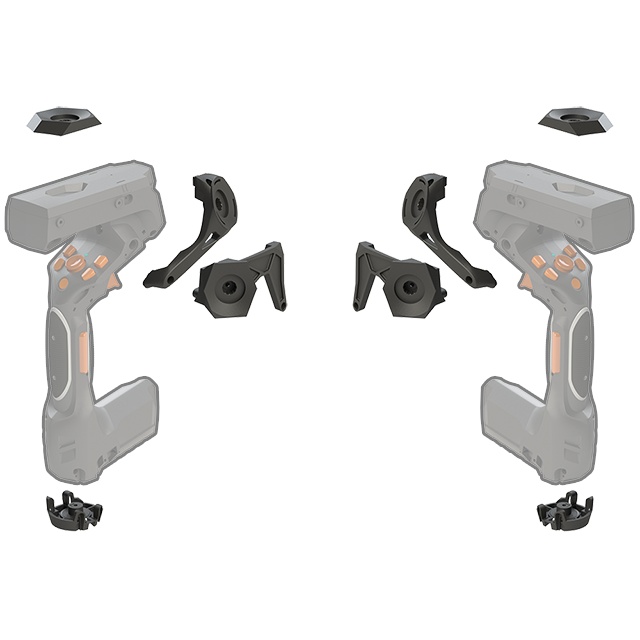 Dual Reactive Grip™ Enterprise Dev Kit